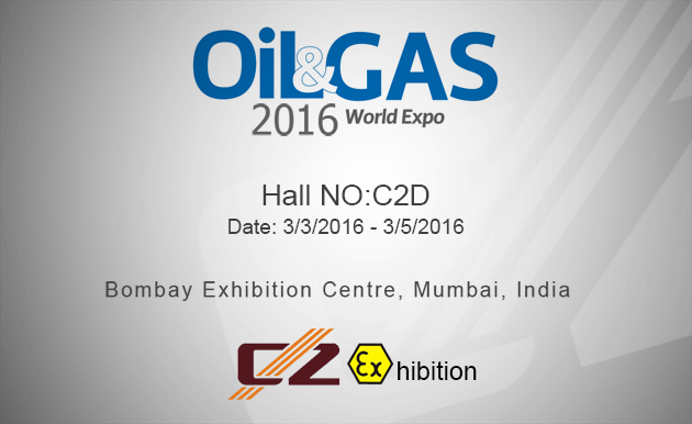 海外展会-新年第一次出击 OIL&GSA WORLD EXPO 2016展